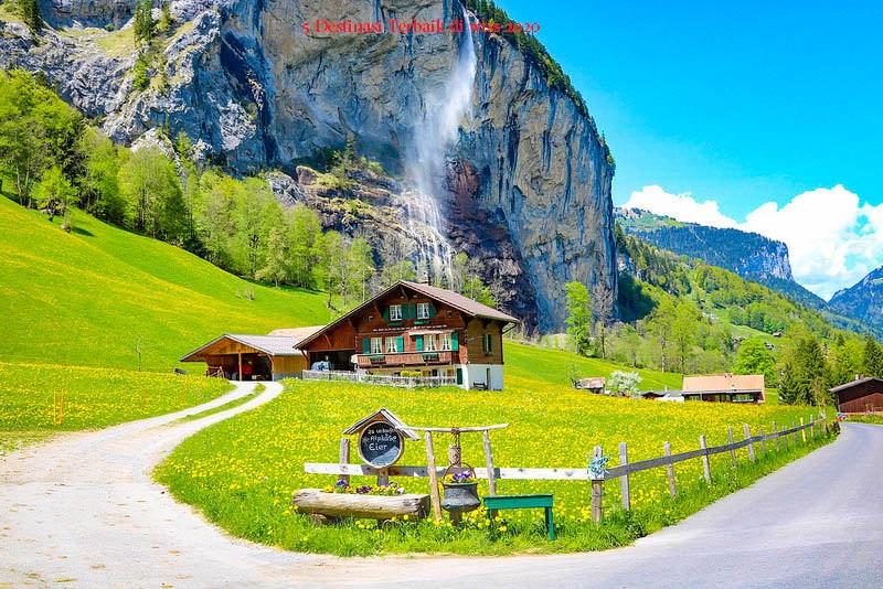 Destinasi Terbaik di Swiss 2020
